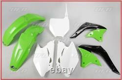 Set Plastic Complete OEM UFO Kawasaki Kxf 450 2006