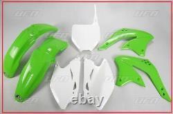 Set Plastic Complete OEM UFO Kawasaki Kxf 450 2008