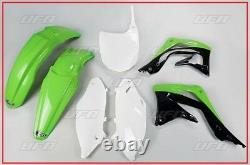 Set Plastic Complete OEM UFO Kawasaki Kxf 450 2012