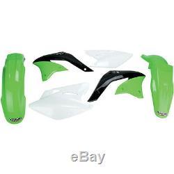 Set Plástico Juego Plástico Incl. Número Panel OEM Kawasaki Kxf Kx-F 450 2006
