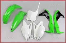 Set Plastics Komplett OEM UFO Kawasaki Kxf 250 2018