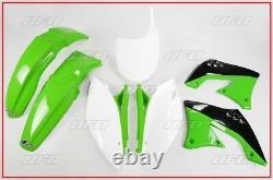 Set Plastics Komplett OEM UFO Kawasaki Kxf 450 2010 2011