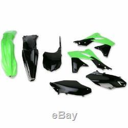 UFO Full Motocross MX Bike Plastics Kit Kawasaki KXF250 2013 OEM