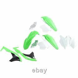 UFO Full Plastics Kit Kawasaki KXF250 2018 OEM