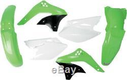 UFO Kit corps complet kawasaki kxf450 oem couleur KAWASAKI KX F