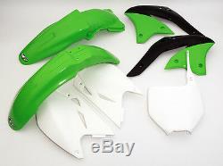 UFO Motocross Plastic Kit for Kawasaki KXF 450 2006
