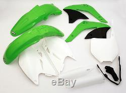 UFO Motocross Plastic Kit for Kawasaki KXF 450 2007