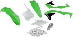 UFO Plastikkit KAWASAKI KXF 450 16-18 18OEM