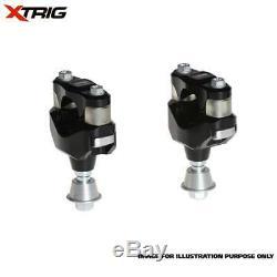 X-Trig PHDS Rubber OEM Fat Bar Mount Kit Kawasaki KXF250/450 2013-17 28.4mm