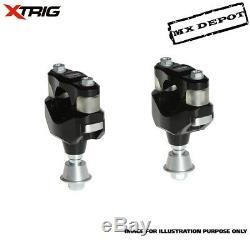 X-trig Phds Bar Clamps For Oem Clamps Kawasaki Kxf250 Kxf450 2013 2019