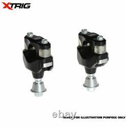 Xtrig Bar Mount Kit (OEM PHDS Rubber) Kawasaki KXF 13On Size 28.4mm Bar Diamete